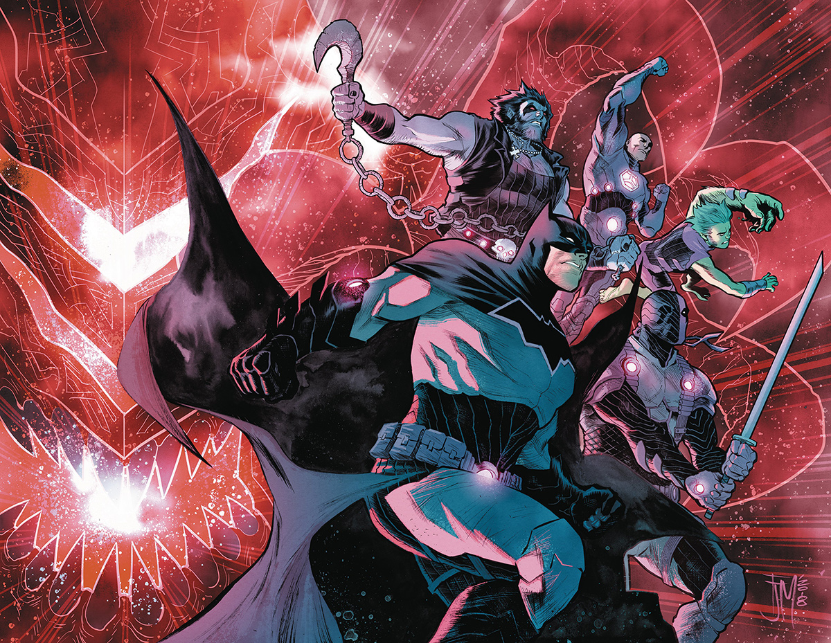 Justice League: No Justice #2