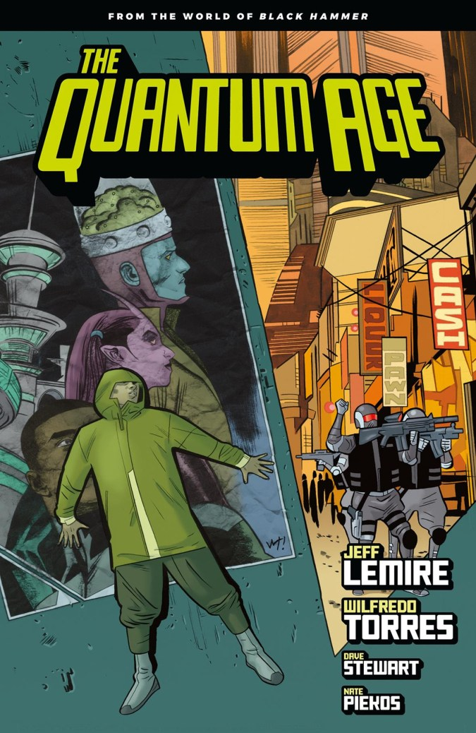 Black Hammer: The Quantum Age