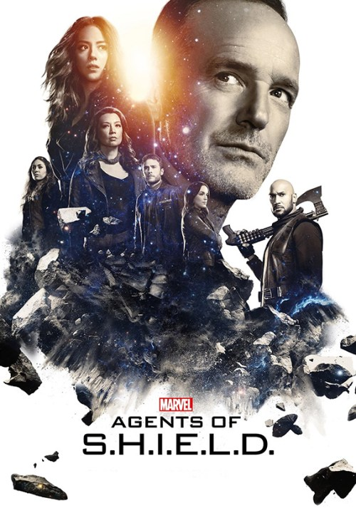 affiche Marvel's Agents of S.H.I.E.L.D.