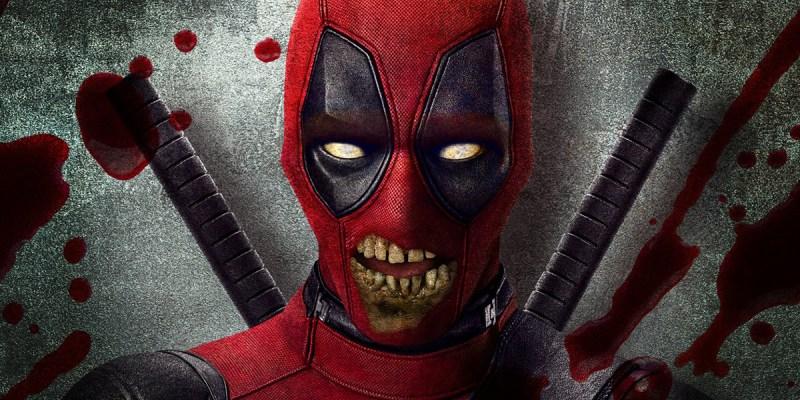 Walking Deadpool 2 promo