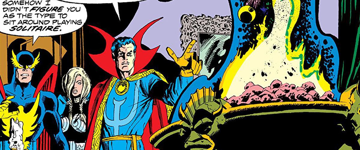 Doctor Strange - Le Chaudron du Cosmos