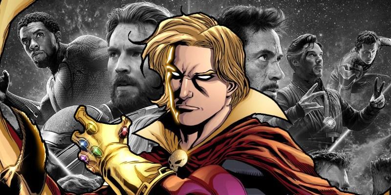 Adam Warlock - Avengers 4