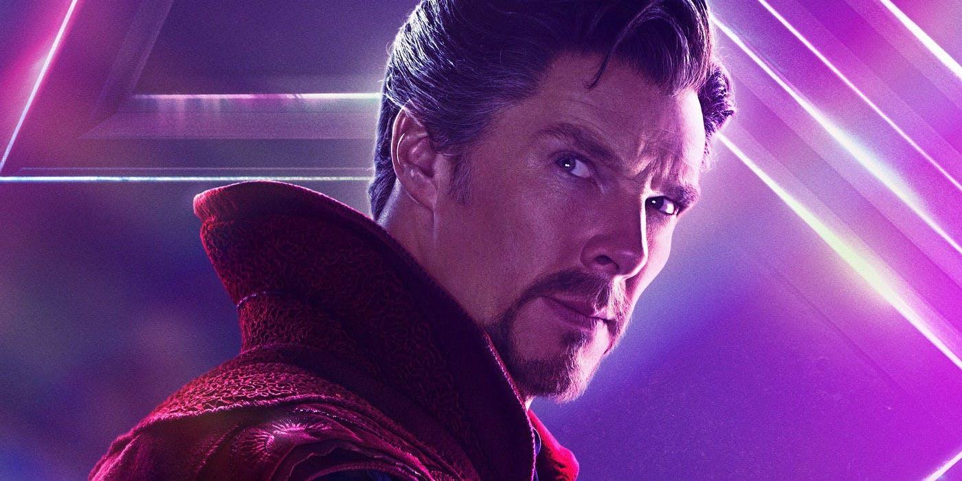 Doctor Strange dans Avengers: Infinity War