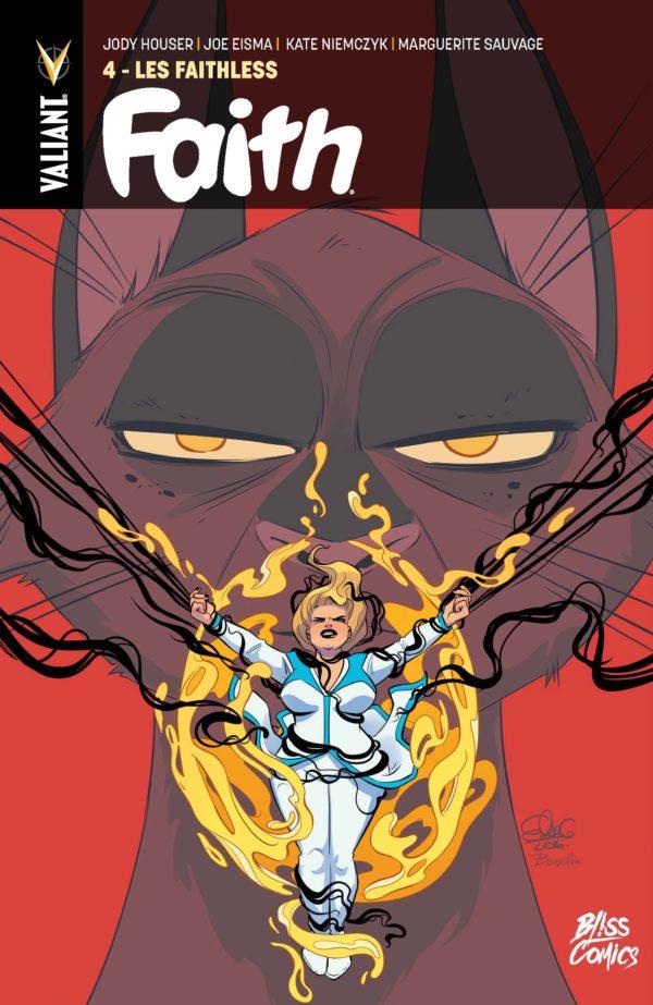 Bliss Comics publie Faith