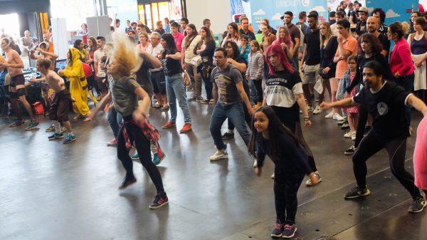 Just Dance en live (Photo : Dominique Clère) - Superpouvoir