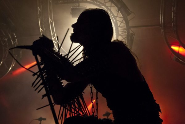 Gorgoroth, Hellfest 2014 (Photo : Dominique Clère) - Superpouvoir