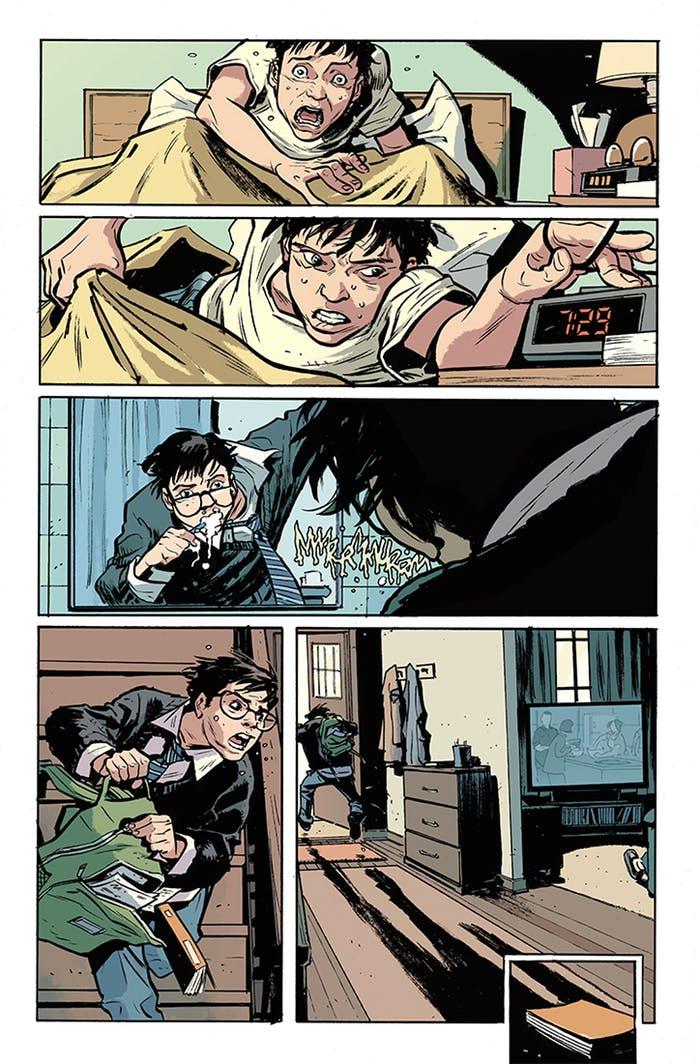 The Sandman Universe : The Books of Magic par Tom Fowler