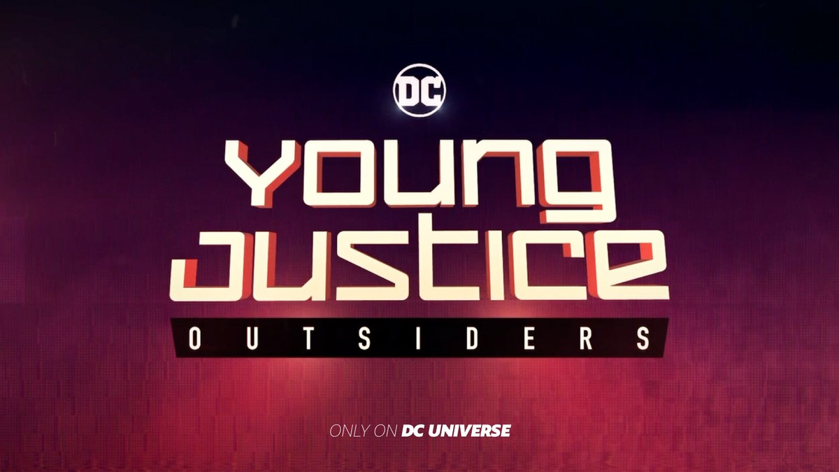 DC Universe : Young Justice: Outsiders