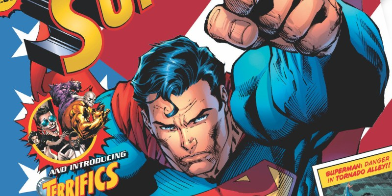 Superman 100-page giant