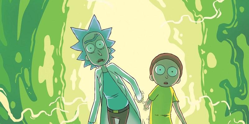 Rick et Morty (HiComics)