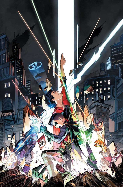 Adventures of Super Sons #1
