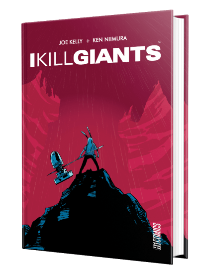 I Kill Giants (HiComics)