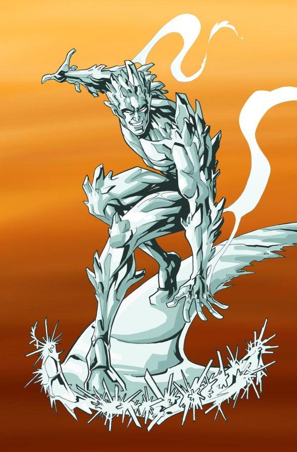 Iceman par Nathan Stockman