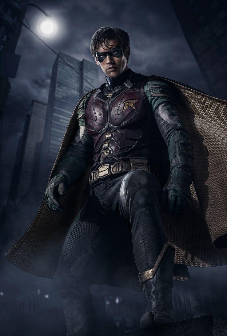 Titans : Robin