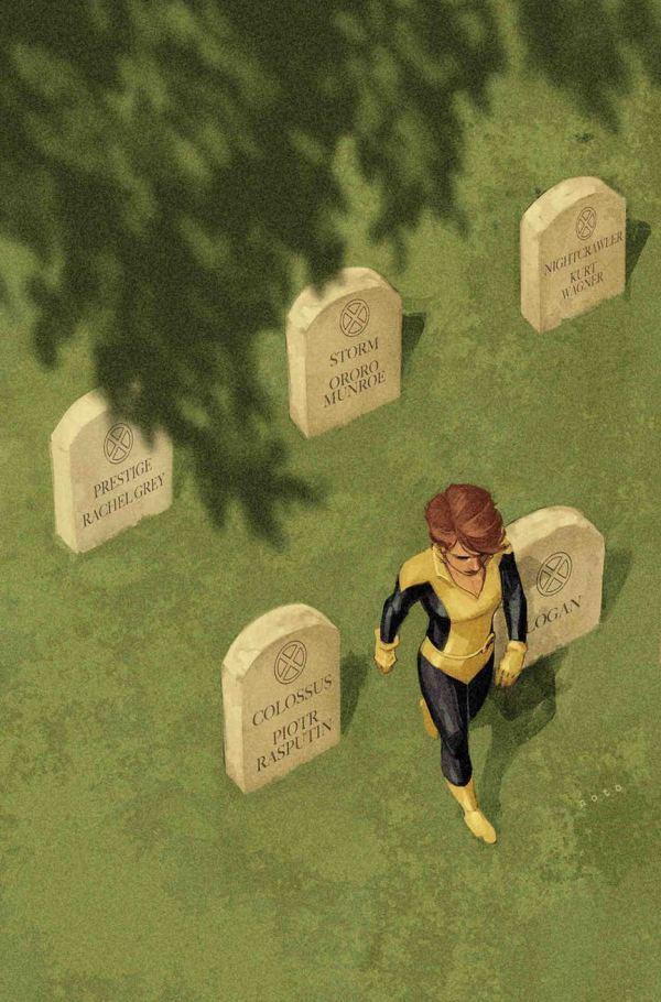 X-Men Gold #36 (Marvel Comics) par Phil Noto