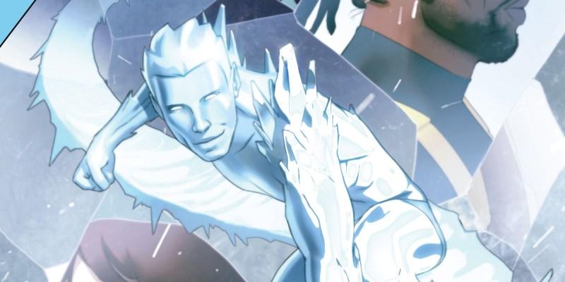 Iceman (2018-) #1