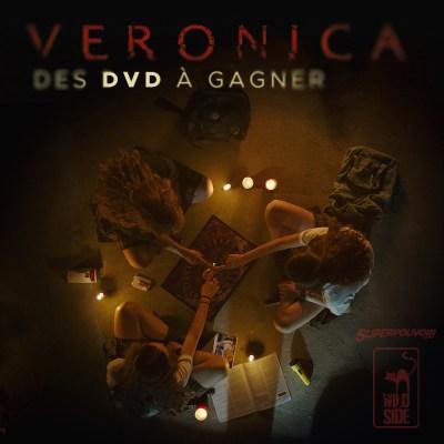 Gagnez des DVD du film Verónica !