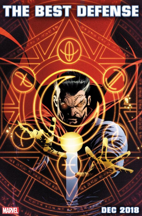 Doctor Strange : The Best Defense