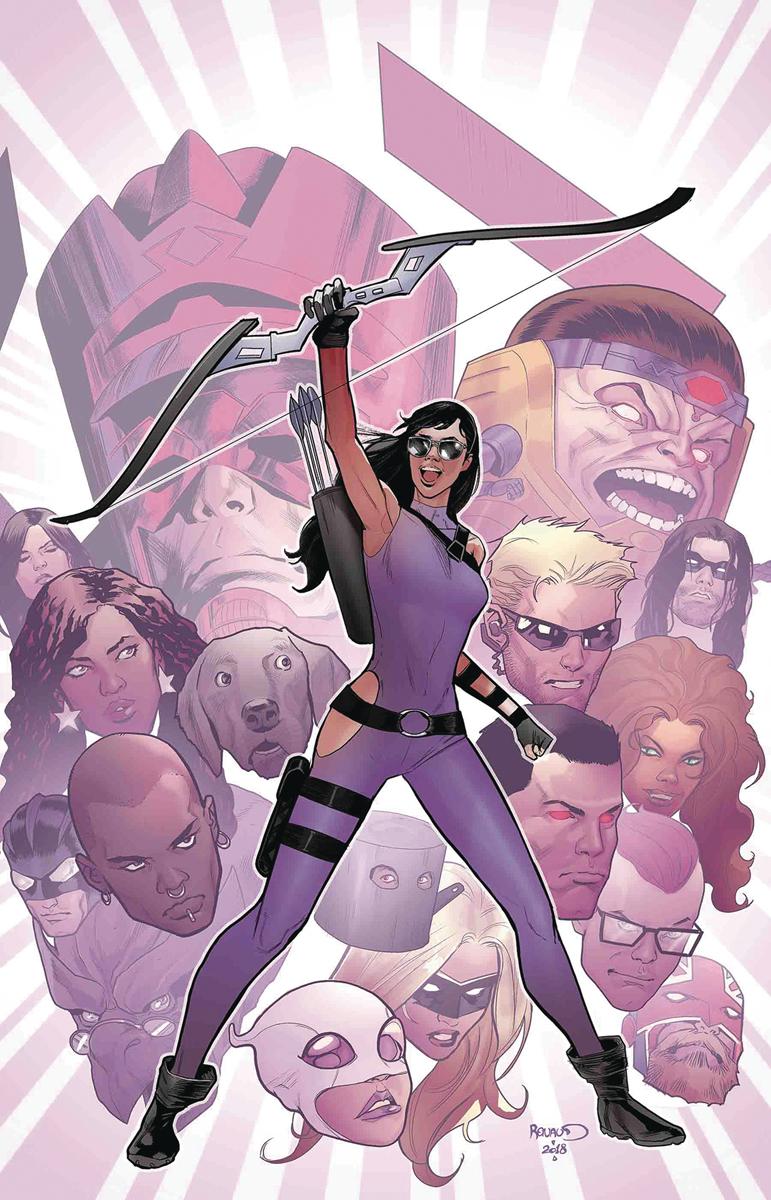 West Coast Avengers #1, la couverture alternative par Paul Renaud.