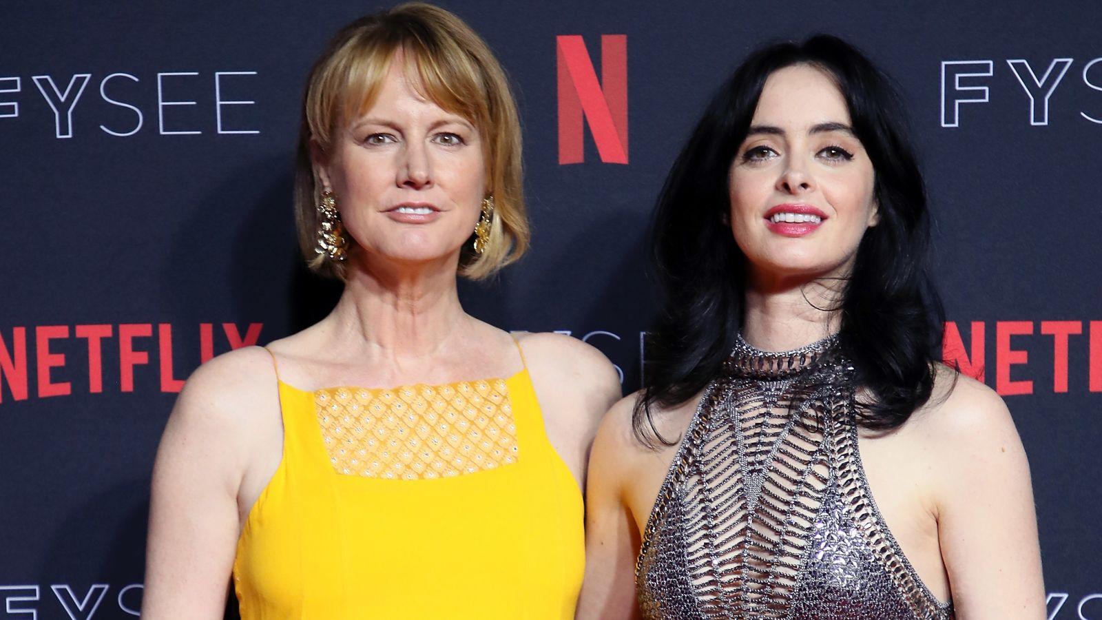 Melissa Rosenberg et Krysten Ritter pour Jessica Jones