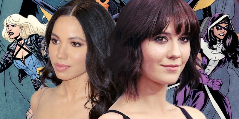 Mary Elizabeth Winstead et Jurnee Smollett-Bell sont Huntress et Black Canary dans Birds of Prey.