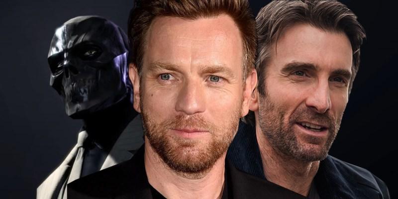 Ewan McGregor et Sharlto Coplay dans le rôle de Black Mask dans Birds of Prey ?