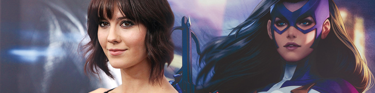 Mary Elizabeth Winstead est Huntress dans Birds of Prey.