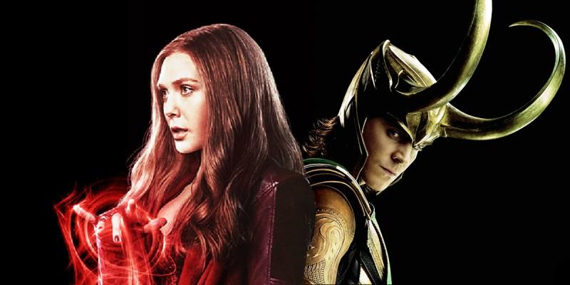 Loki et Scarlet Witch auront leur propre série TV