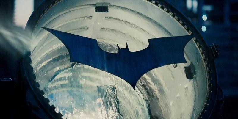 Le batsignal de Batman