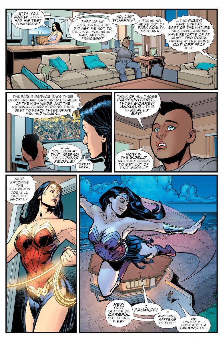 100-Page Giant Justice League #3