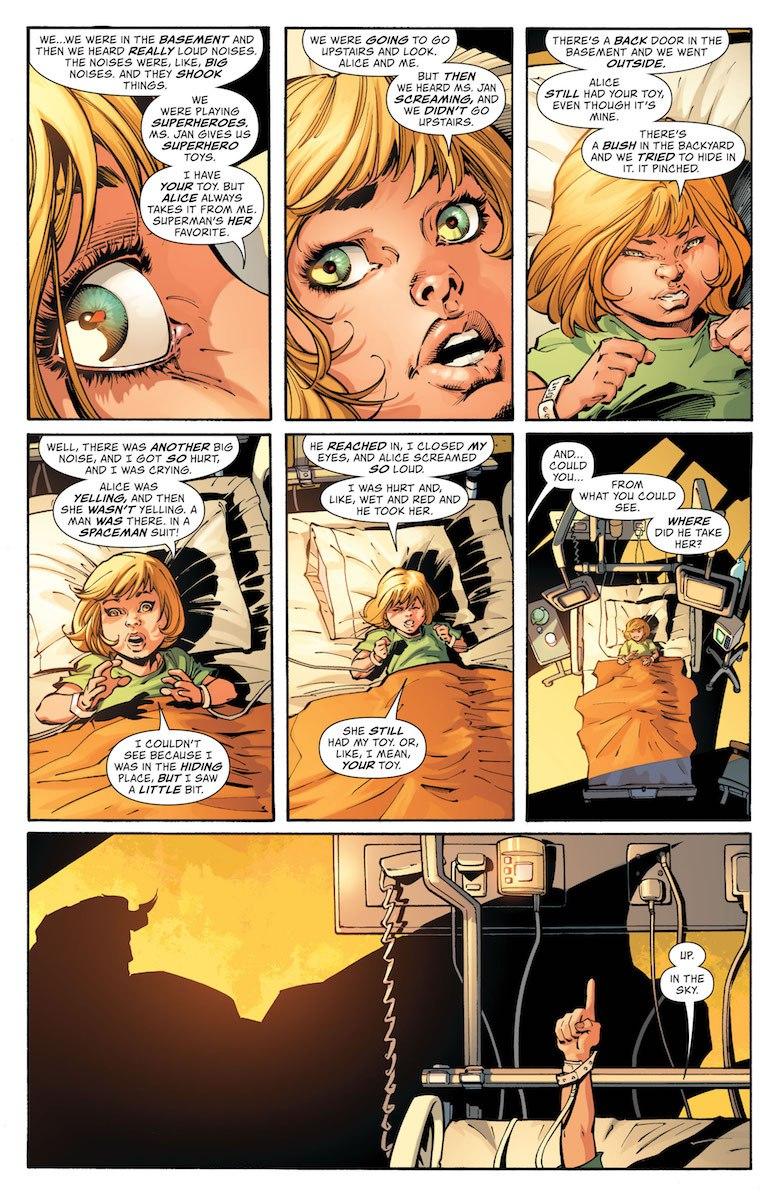 100-Pages Giants Superman, par Tom King et Andy Kubert (pour la Walmart)