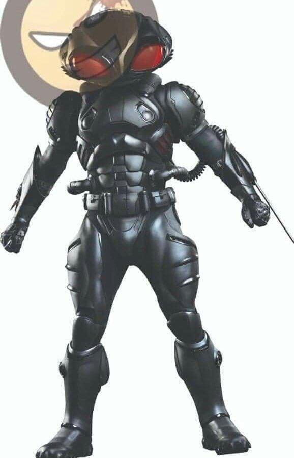Black Manta, image promo d'Aquaman
