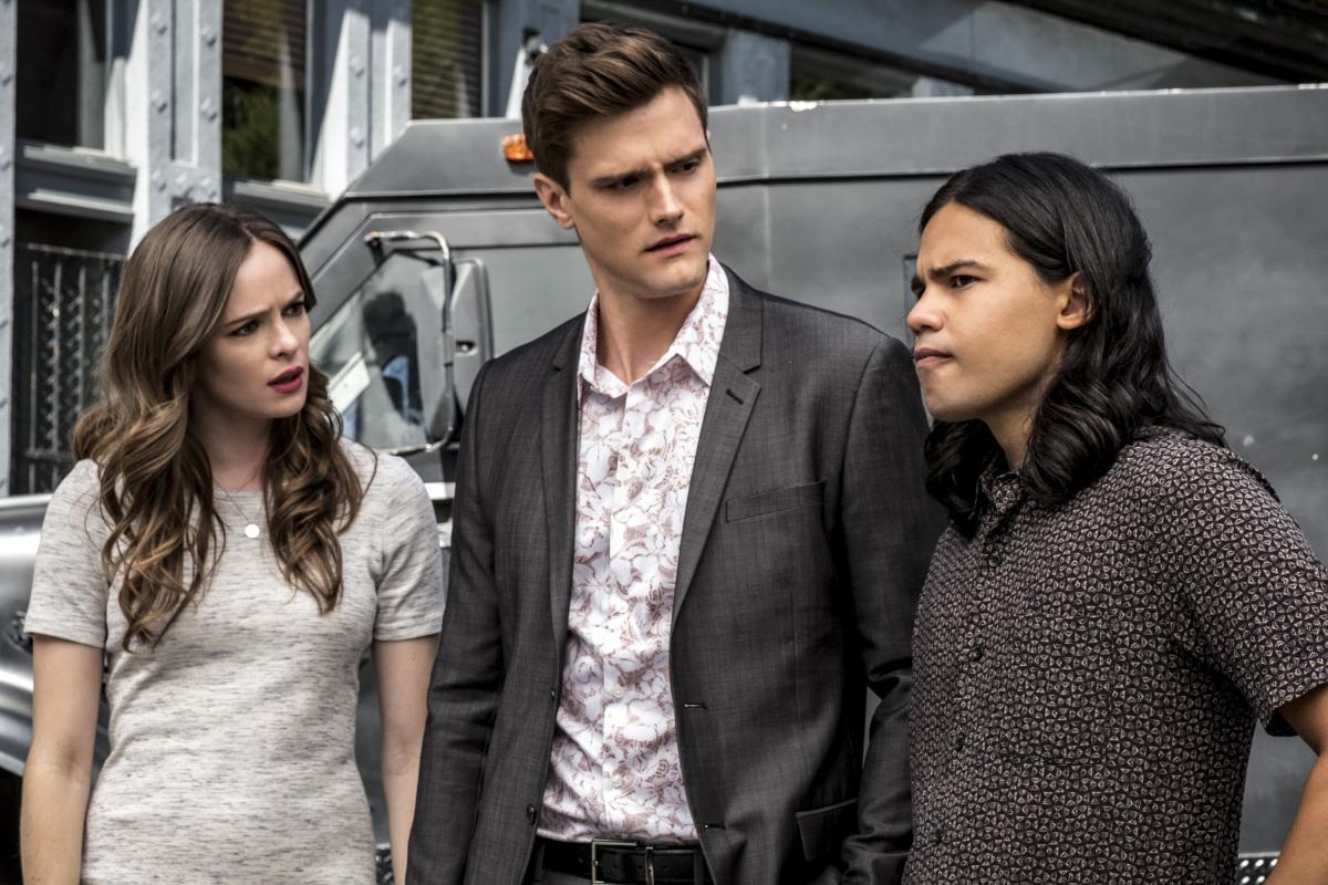 The Flash, saison 5, épisode 1 : Nora