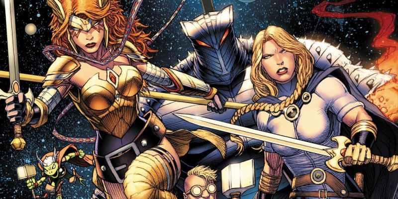 Asgardians of the Galaxy #1
