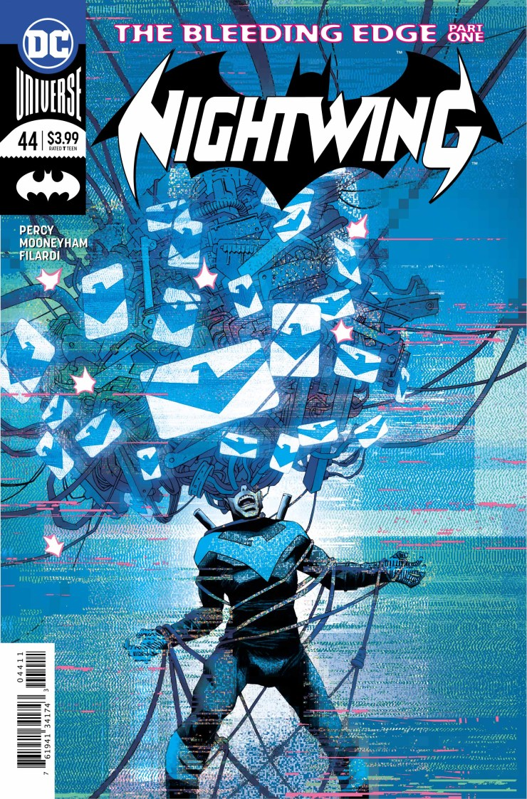 Nightwing 44 (DC Comics) par Declan Shalvey