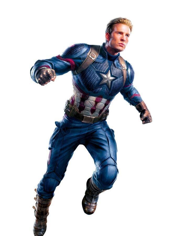 Captain America dans Avengers 4
