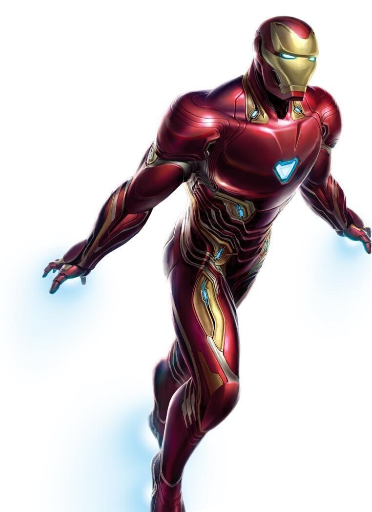 Iron Man dans Avengers 4