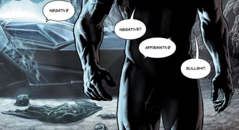 Batman: Damned #1 : Version non-censurée