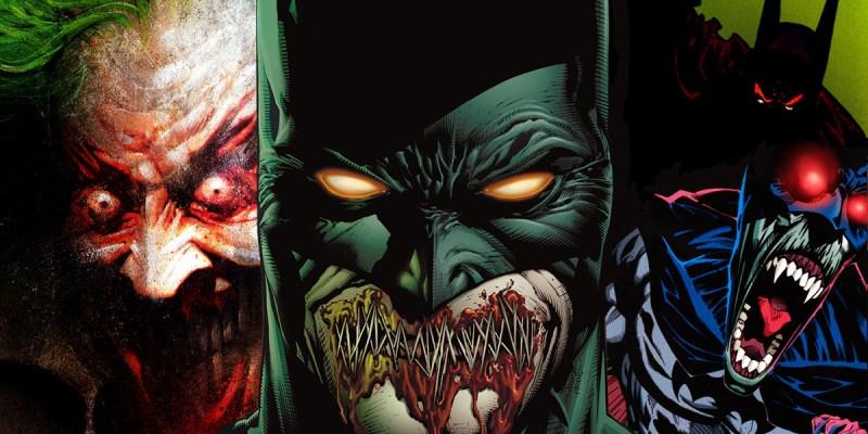 Les 5 histoires de Batman qui font le plus peur pour Halloween