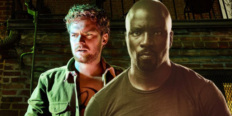 Iron Fist et Luke Cage dans Heroes for Hire ?