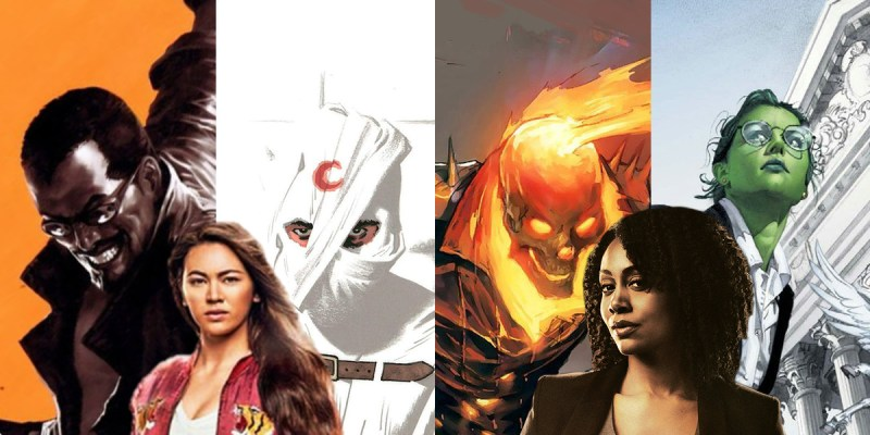 Netflix : 5 séries Marvel