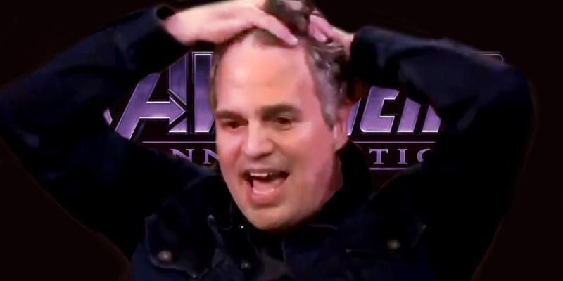 Avengers 4 : Mark Ruffalo, ce troll