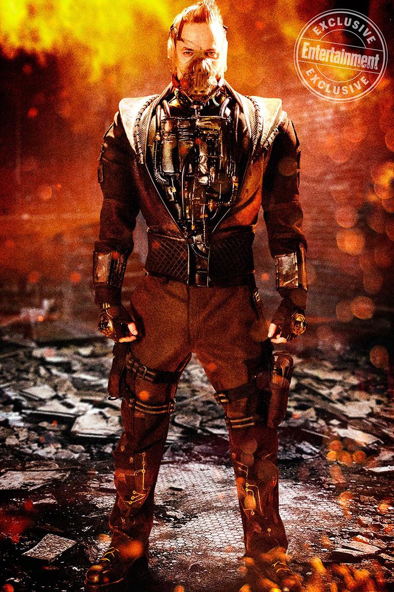 Shane West est Bane dans la série Gotham