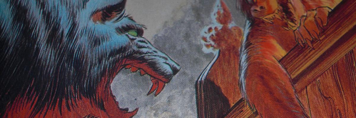 L'Année du Loup-Garou (Stephen King) - Illustration de Bernie Wrightson
