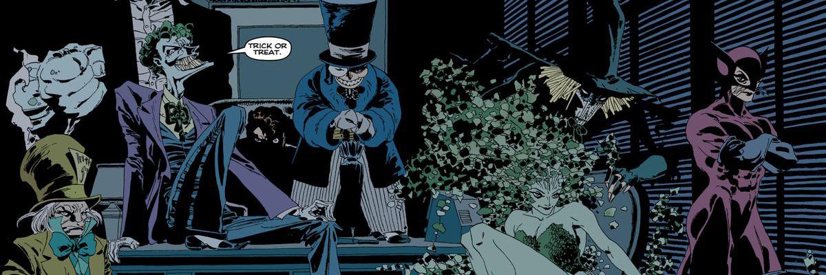 Batman: A Long Halloween