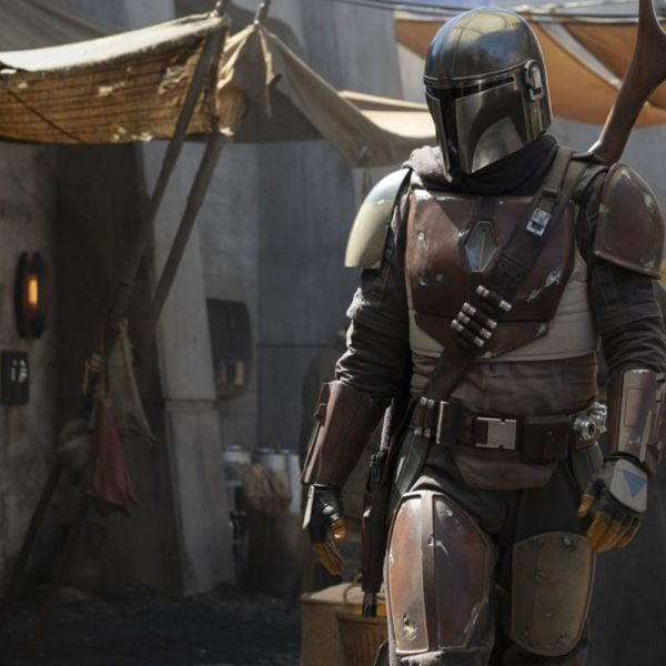 The Mandalorian, la série TV Star Wars.