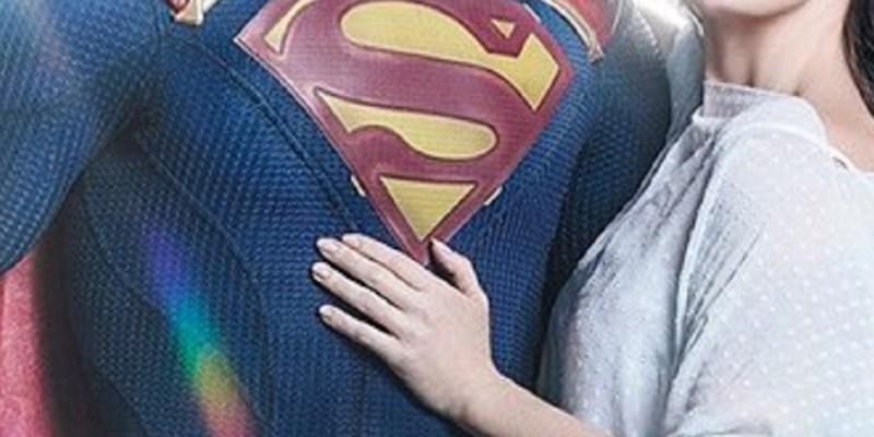 Superman (Tyler Hoechlin) et Lois Lane (Elizabeth Tulloch)