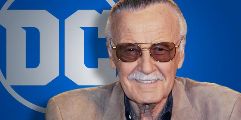 Stan Lee et DC Comics
