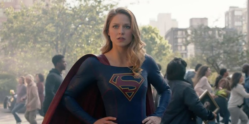 Supergirl 4x05 Parasite Lost