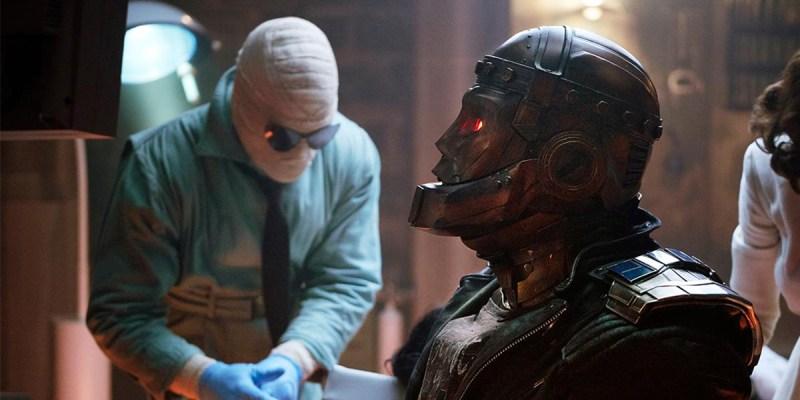 Titans, 1x04, Doom Patrol sur DC Universe